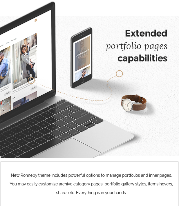 - portfolio new - Ronneby – High-Performance WordPress Theme